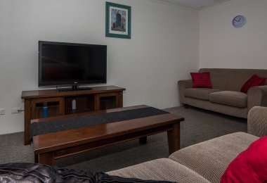 2 Bedroom Apartment - Living Room