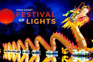 Gold Coast Festival Of Lights 2