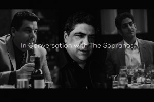 In Conversation with The Sopranos // The Star Gold Coast