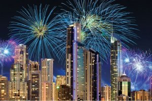 New Year Surfers Paradise