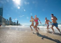 Surfers Paradise Beach Gold Coast