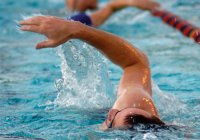 swimming stroke